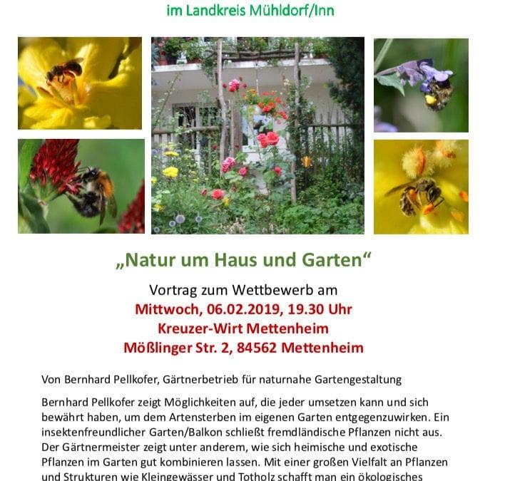 Natur um Haus und Garten