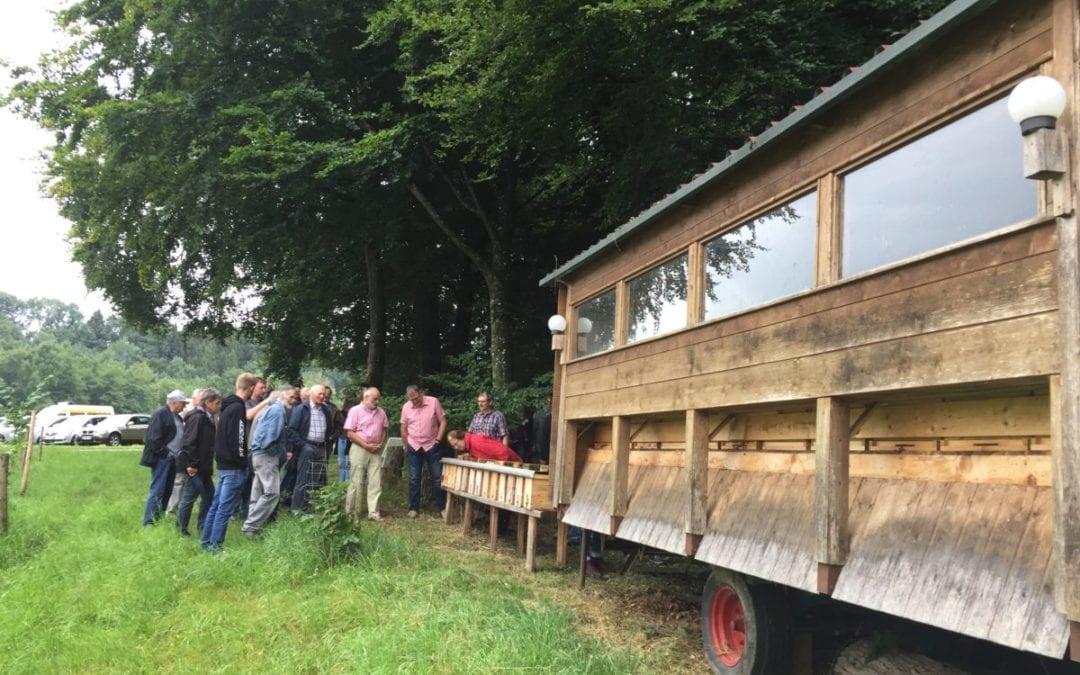 Standschau des Kreisverbandes Imker Mühldorf-Altötting